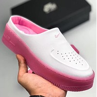 Trendsetter Nike Af1 Lover Xx Women Fashion Casual  Sneakers Sport Shoes