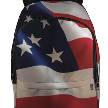 American Flag All Over Backpack
