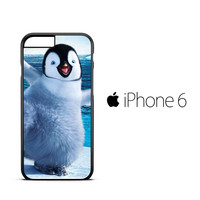 Happy Feet Penguin F0448 iPhone 6 Case