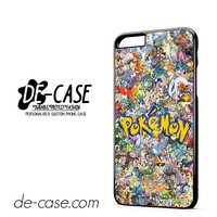 Pokemon Got All Them DEAL-8828 Apple Phonecase Cover For Iphone 6/ 6S Plus