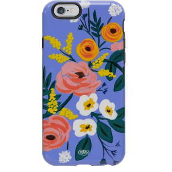 Violet Floral iPhone 6 | Imported
