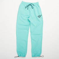 Brilliant Sweatpants in Diamond Blue - SWEATPANTS - BOTTOMS