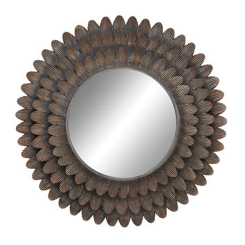 Wall Accent Mirrors- Metal Mirror