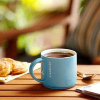 Starbucks® Stacking Mug - Blue, 14 fl oz