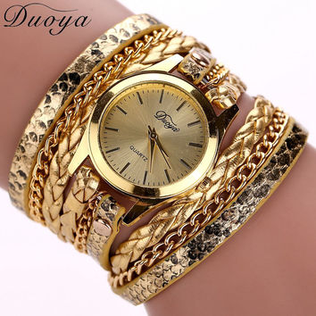 watch bracelet women Clock Hot selling luxury fashion pendant women watches Susenstone ladies leather watch brand Girl