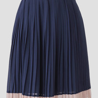 Long Walks Colorblock Skirt