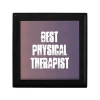 Best PHYSICAL THERAPIST Pink Purple Gradation