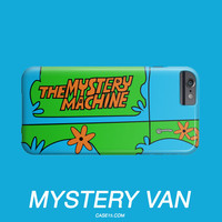 Scooby Doo Mystery Machine IPhone 4 5 6 Plus / Galaxy s5 s6 Phone Case