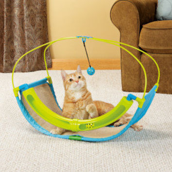 ToyShoppe® Playables Kitty Rocking Roller Cat Toy - Toys - Cat - PetSmart