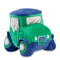 Journey Three Dimensional Tractor Toy Pillow