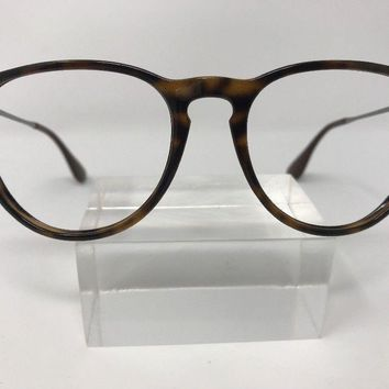 Authentic Ray Ban Sunglasses RB 4171 710/T5 Erika Italy 54-18-145 Tortoise 3632