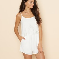 Double layer Romper