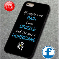 Looking For Alaska by John Green If People Were Rain for iphone, ipod, samsung galaxy, HTC and Nexus phone case