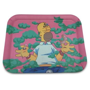 Homer's Prime Time Bamboo Fiber Tray (13 x 10)