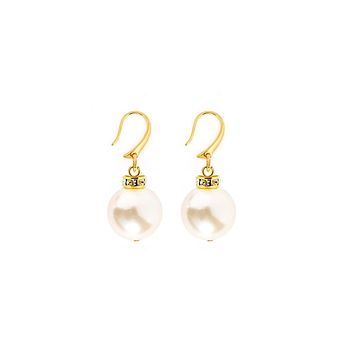 The Grand Oyster Earrings by Kiel James Patrick