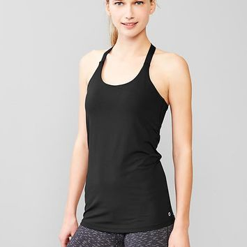 Gap Women Gapfit Loop Strap Tank With Shelf Bra