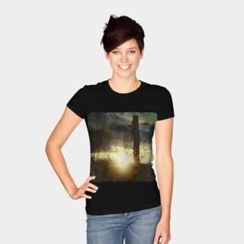 Sunset T Shirt By VanessaGF Design By Humans
