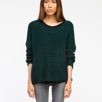 Need Supply Co. Alma Sweater in Forest