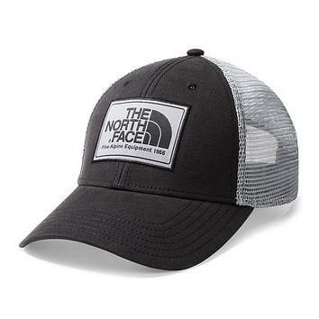Mudder Trucker Hat in TNF Black & Mid Grey by The North Face