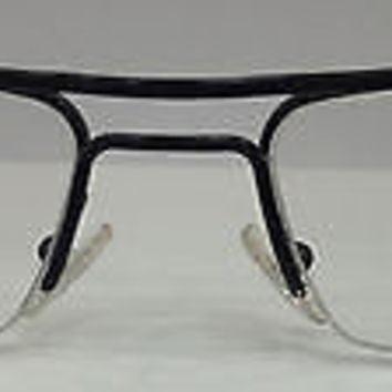 NEW AUTHENTIC GIORGIO ARMANI GA 268 COL SR2 BROWN METAL EYEGLASSES FRAME 53MM
