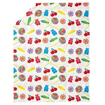 Dylan's Candy Bar Organic Full-Queen Duvet Cover