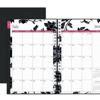 July 2015 - June 2016 Barcelona Weekly/Monthly Planner 5x8