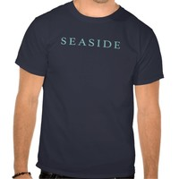 Cool Seaside Blue Men's T-Shirt