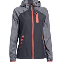 Under Armour Women's Qualifier Woven Running Jacket