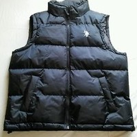 Authentic: US Polo Vest. Sz. Large. Never Worn