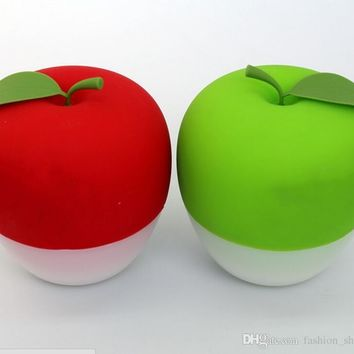 2 Styles Apple Green Double or Red Single Lobed Full Lip Plump Enhancer