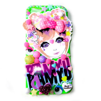 Kyary Pamyu Pamyu iPhone Case - Harajuku, Kawaii, Deco, Creepy Cute