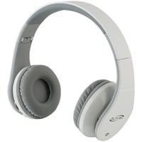 Ilive Blue Bluetooth Headphones (white)