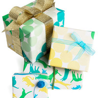 ModCloth Eco-Friendly Presents Day Wrapping Paper Set