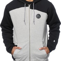Volcom Rixford Lined Zip Up Hoodie