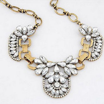 Maria Statement Necklace