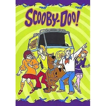 SCOOBY DOO POSTER - CHARACTERS CAST - HOT NEW 24X36