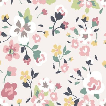 A Lovely Assortment Removable Wallpaper