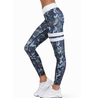 High Waist Midnight Dime Fitness Leggings