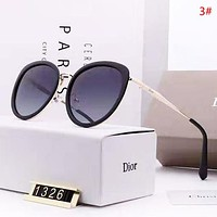 DIOR Fashion New Polarized Women Sunscreen Glasses Eyeglasses 3#