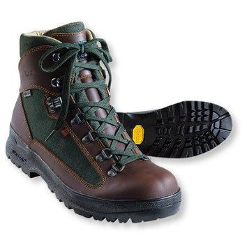 Men's Bean's Gore Tex Cresta Hiker Leather/fabric: Hiking Boots   Free Shipping At L.l.bean