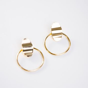 MLKANHNY Mini Brigette Earrings
