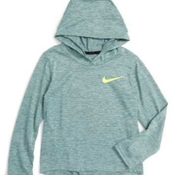 Nike Hooded Dri-FIT Training T-Shirt (Toddler Boys & Little Boys) | Nordstrom