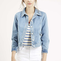 Winter Women's Fashion Denim Jacket [6512945543]