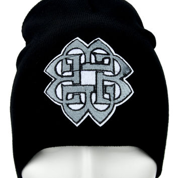 Celtic Knot Icovellavna Beanie Alternative Clothing Knit Cap …