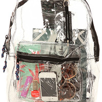 *MKL Accessories The Transparent Backpack : Karmaloop.com - Global Concrete Culture