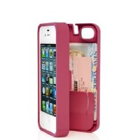 EYN (Everything You Need) Smartphone Case for iPhone 5/5s - Pink (eynpink5)