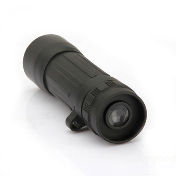 Paracord Heaven 10x25 Compact Monocular Telescope Handy Scope