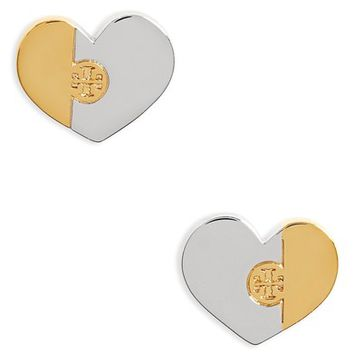Tory Burch Puzzle Stud Earrings | Nordstrom
