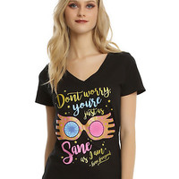 Harry Potter Luna Lovegood Girls T-Shirt