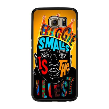 47 Plus Notorious Big  Samsung Galaxy S6 Case